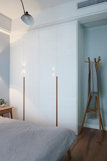 25万搞定90平北欧风格美家整体衣柜设计