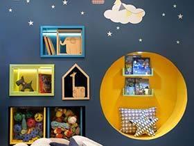 定制天真同款  11款儿童房搭配装修图