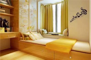 卧室榻榻米设计实景图