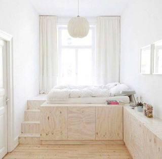 一居室卧室设计参考图