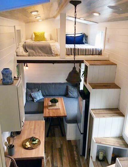 小户型卧室装修平面图