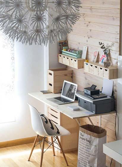 家庭工作室装修设计图