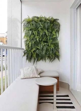 小户型阳台设计欣赏图