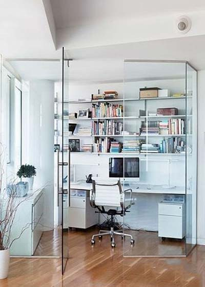 小户型书房装修装饰效果图