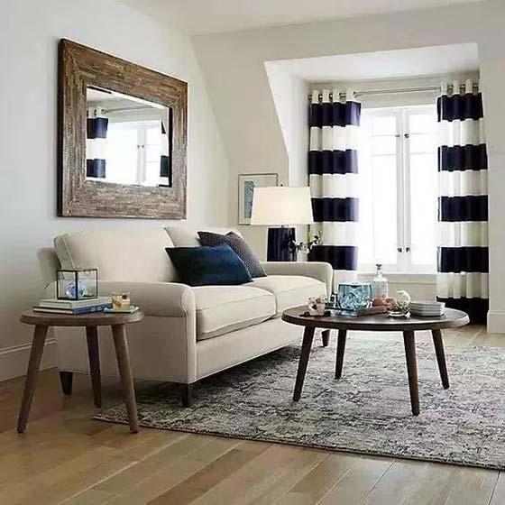 室内窗帘搭配装饰图片