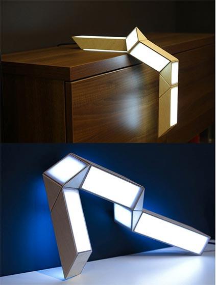 创意led灯饰装饰参考图