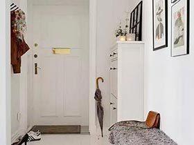 家里起始页  10个进门玄关装修效果图