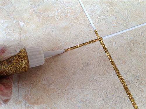 西安自己怎么做美缝,瓷砖美缝剂效果好不好呢?(图2)