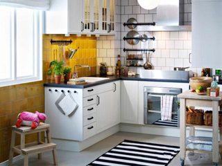 彩色厨房装修图片大全彩色厨房装修