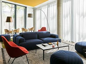 简约精致的巴黎Okko酒店室内设计