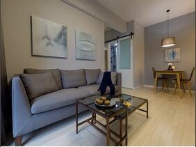 70平小户型 又简单又酷的房子装修