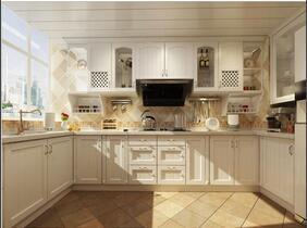 这些厨房装修效果图都很美 喜欢就拿走!