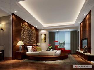 古典中式风格卧室装修效果图