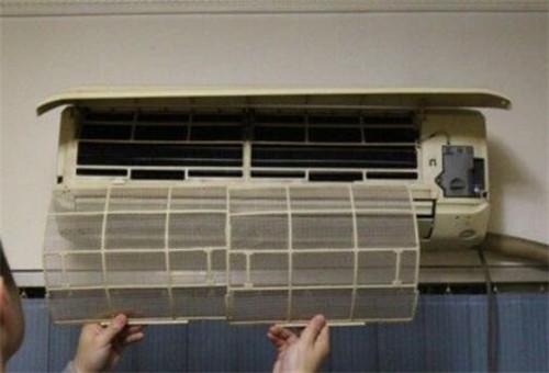 挂式空调清洗