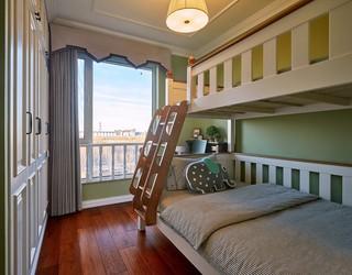 美式风格两居儿童房装修效果图