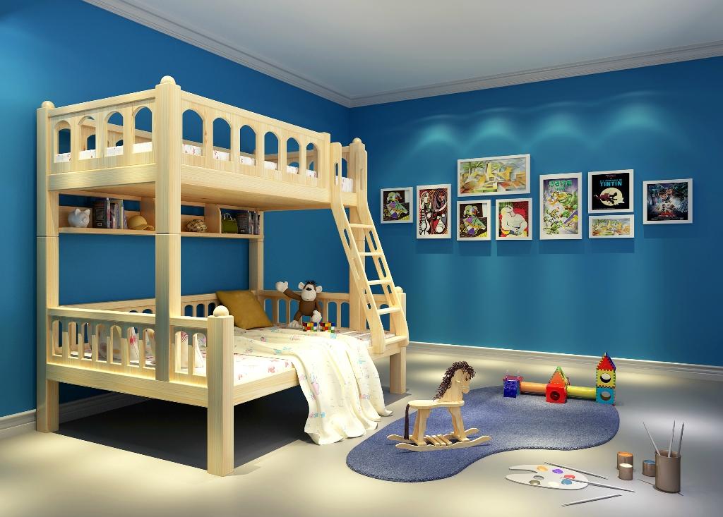 充满童趣又安全环保 儿童家具该怎么选