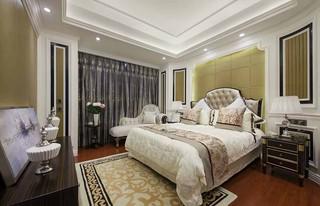 140平新古典风格卧室每日首存送20