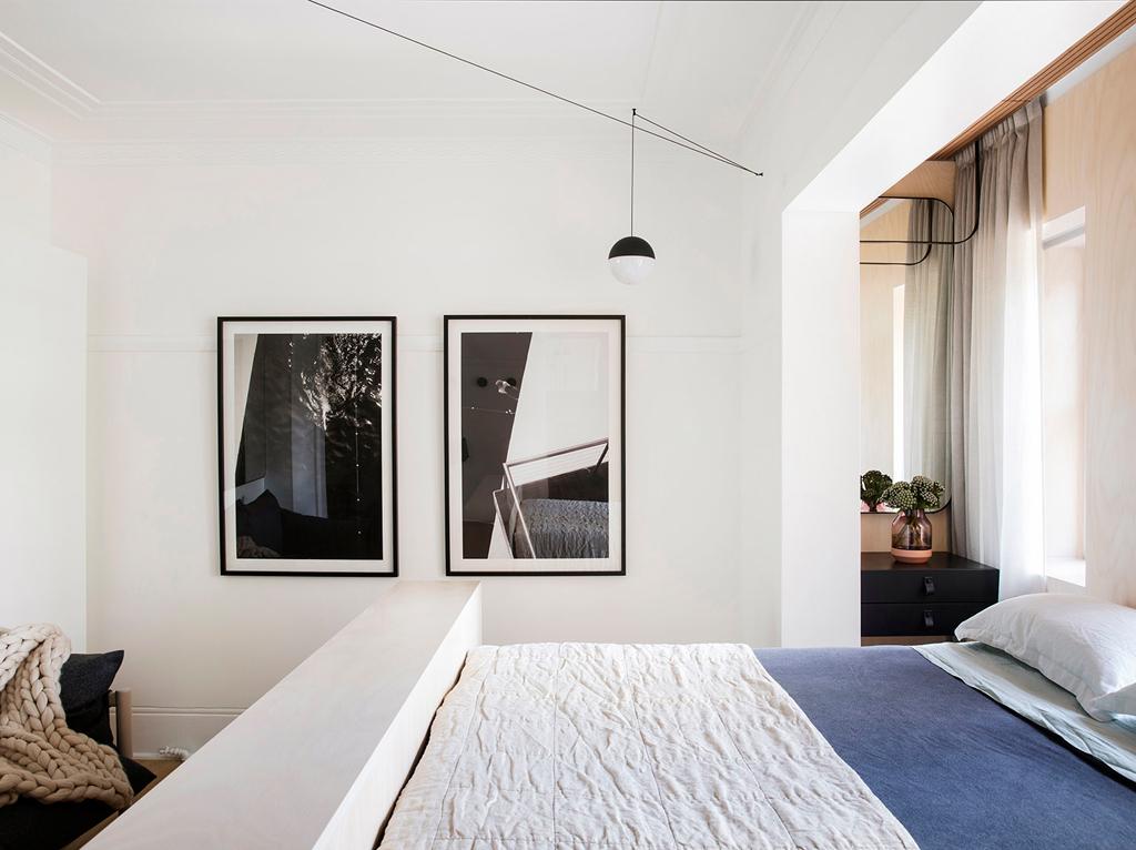 超小户型公寓卧室装修效果图