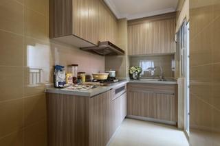 二居室现代简约厨房每日首存送20