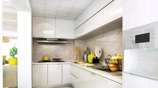 现代简约风格厨房每日首存送20