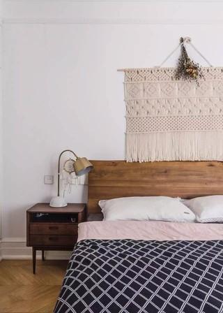 140平北欧风格卧室装修布置图