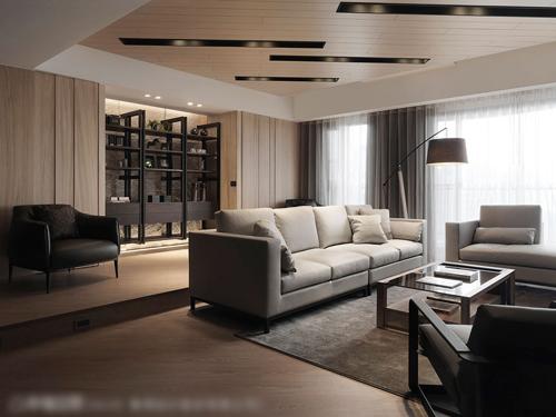 客厅空间规划技巧 创造出更贴近生活需求的多元功能