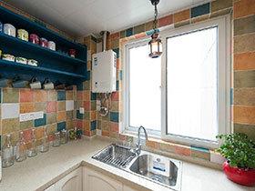 美丽上墙 10款厨房墙砖装修效果图