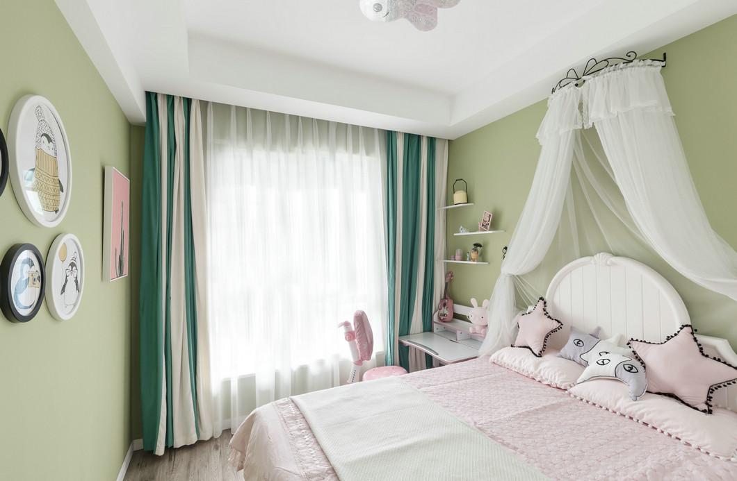 大户型现代混搭儿童房装修设计效果图
