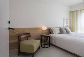 76平米现代风格卧室装修效果图
