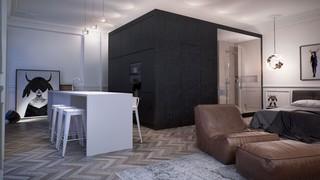 一居室简约风公寓每日首存送20
