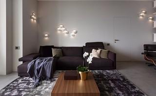 时尚现代公寓装修效果图