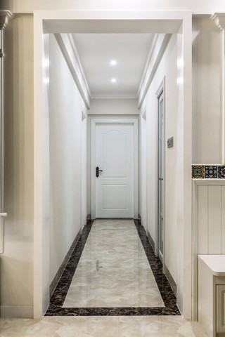简约北欧三居室走廊装修效果图