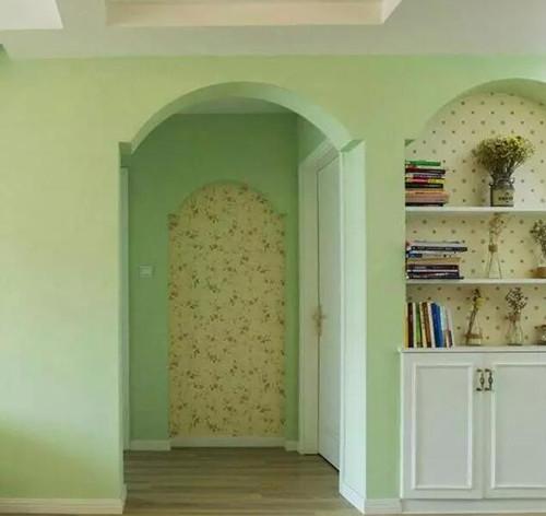 室内装修效果图 12万轻松搞定新居