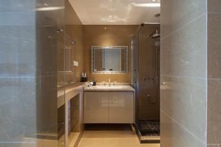 三居室混搭風格衛生間裝修效果圖