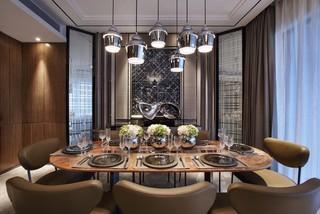 现代风格四居室餐厅每日首存送20