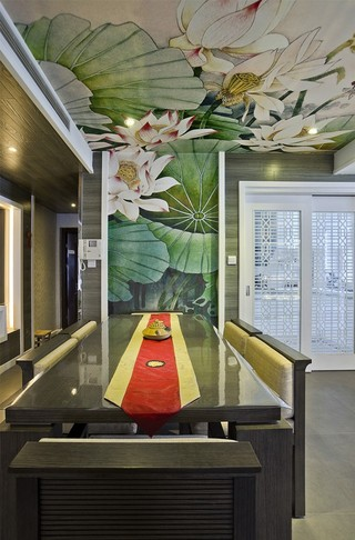 现代中式餐厅国国内清清草原免费视频