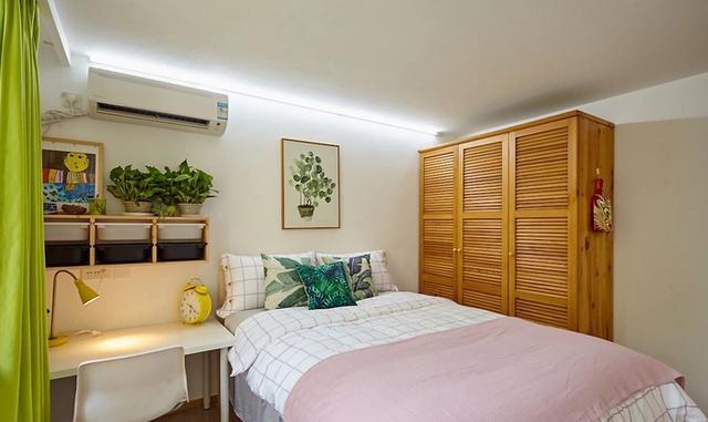 福州87㎡新房做了夹层,立马多出产两间卧室,平层变骈式楼太赞了