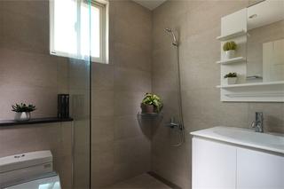 北欧风两居室卫生间装修效果图