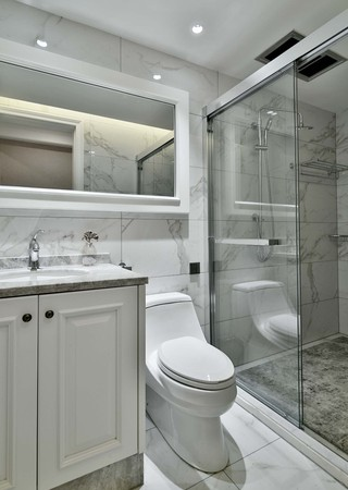 新古典风格大户型卫生间每日首存送20