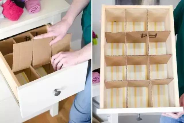 旧纸箱别卖了,改造后让你的房子空间大一倍!