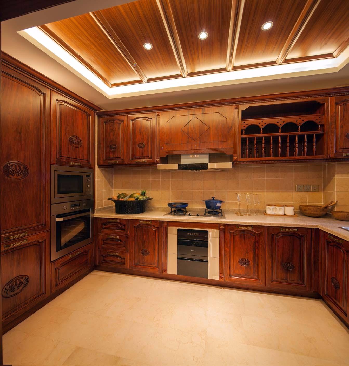 大户型东南亚风格厨房每日首存送20