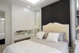 简欧风格大户型卧室装修效果图
