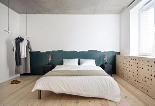 一居室小户型卧室装修设计图