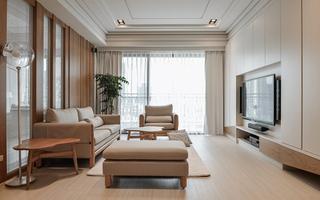 简约日式三居装修设计效果图