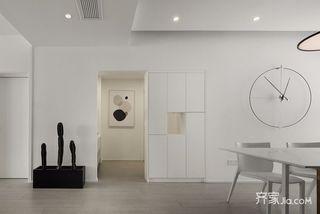 极简风格两居餐厅装修效果图