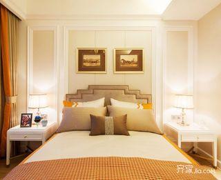 时尚轻奢风卧室装修效果图