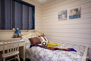 地中海混搭三居儿童房装修效果图