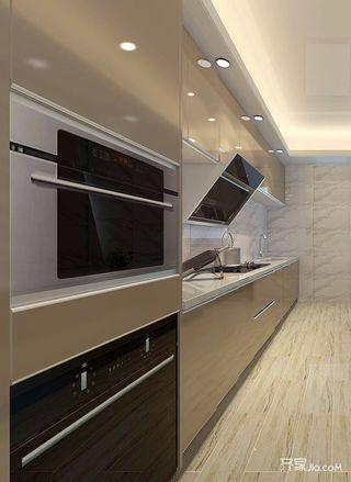 別墅廚房裝修設計效果圖
