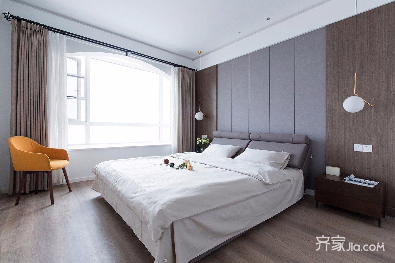 150㎡现代简约风格卧室装修效果图