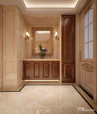 奢华欧式风格卫生间装修效果图